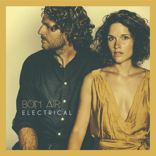 Pochette du CD Electrical du groupe Bon Air